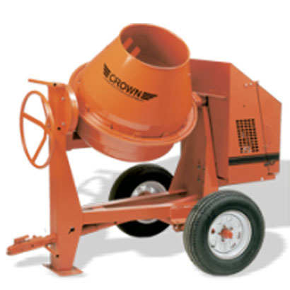 Crown C9 Concrete Mixer