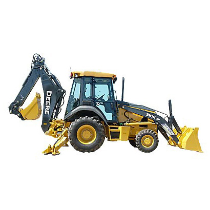 John Deere 310K Backhoe Loader